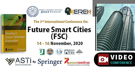 Future Smart Cities, 3rd edition tickets