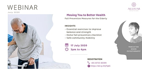 Moving You to Better Health tickets