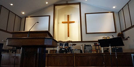 July 5 Worship Service tickets