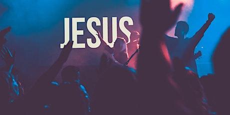 CULTE DOMINICAL : UN MOMENT AVEC JÉSUS-CHRIST billets