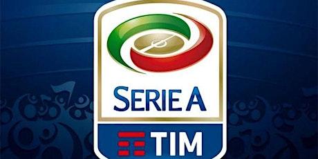 STREAMS@!.Milan - Roma in. Dirett Live biglietti