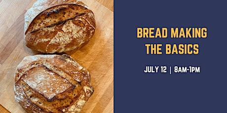 Bread Making: The Basics tickets