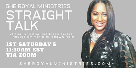Straight Talk - Spiritual Wellness Series tickets