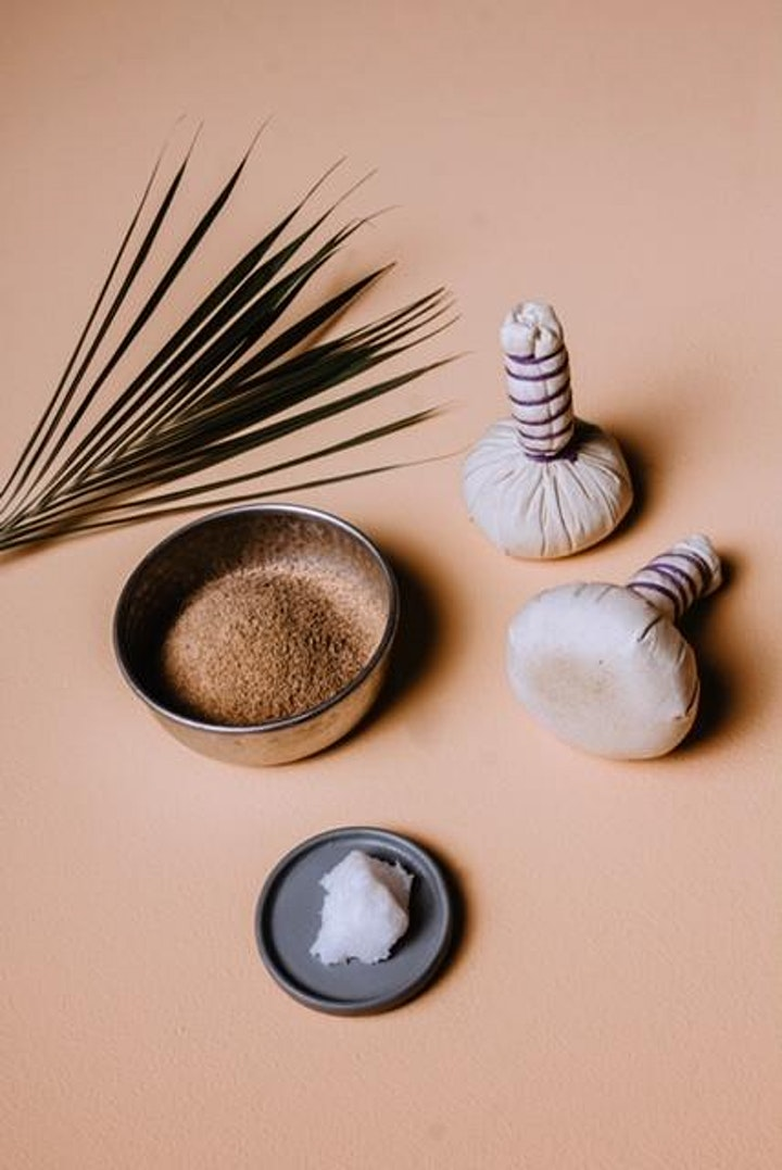 Ayurveda Massage  Advanced: Bild