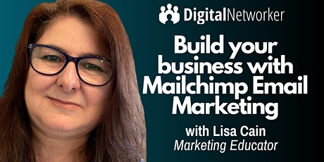 Build your business with Mailchimp Email Marketing tickets