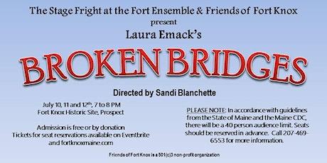 Broken Bridges - Performance tickets