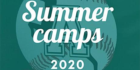 Summer Camp 1- 10am-1pm tickets