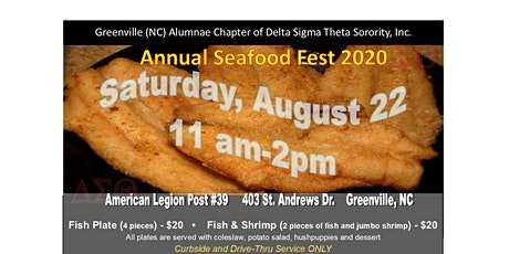 Annual Seafood Fest 2020 tickets
