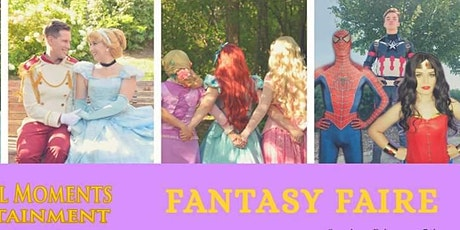 Omaha Fantasy Faire tickets