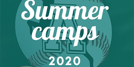 Summer Camp 2- 2pm-5pm tickets