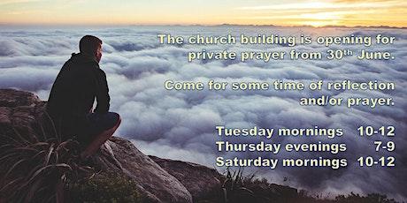 Saltisford Church Prayer Space tickets