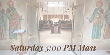 Saturday Vigil Mass @ Saint Paul The Apostle tickets
