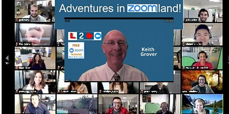 FREE Learn2Love Zoom Half-hour tickets