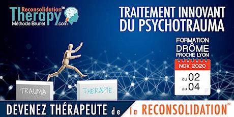 Thérapie Reconsolidation™ Formation : fondements & pratique  (proche LYON) billets