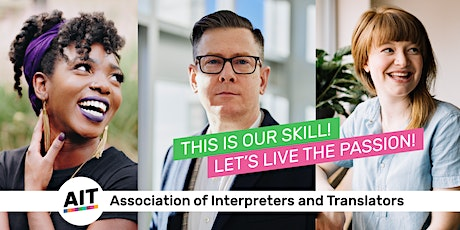 Interpreters & Translators: Staying Alive in the New Economy tickets