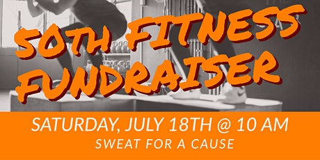 Jen's 50th Birthday Fitness Fundraiser tickets