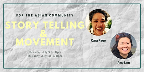 For the Asian Community: Storytelling & Movement tickets