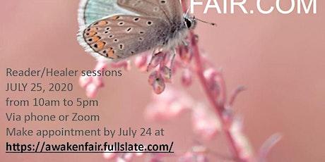 Awaken Fair Virtual Reader/Healer Party! tickets