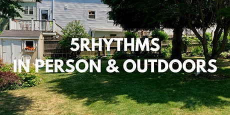 In Person & Outdoors: 5Rhythms Class with Ajay Rajani tickets