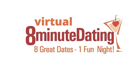 Virtual 8minuteDating for Multi-Cultural Singles (ages 40 - 55) tickets