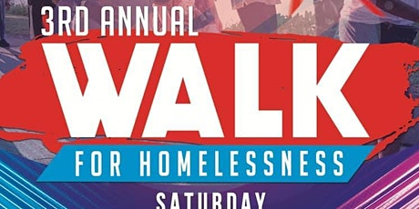 3rd Annual Walk for Homelessness tickets