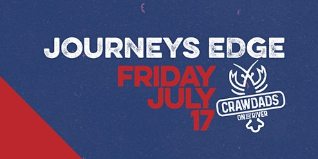 Journey's Edge Live at Crawdads tickets