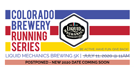 POSTPONED - Liquid Mechanics Brewing 5k | Colorado Brewery Running Series tickets