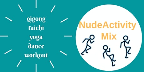 NudeActivity Mix on Donabate Beach tickets