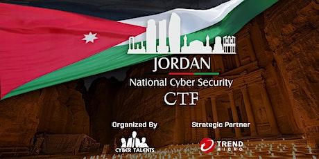 Jordan National Cybersecurity CTF 2020 tickets