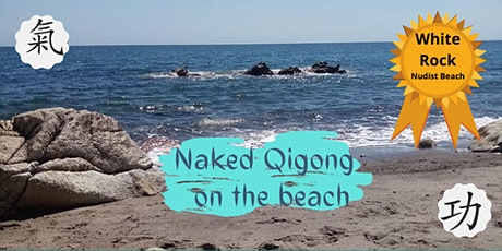 Naked Qigong on White Rock Beach tickets