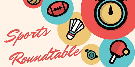 Sports Roundtable - BIAYR and CHIRS Online Programming tickets