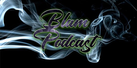 BLAM Podcast Virtual Sesh tickets