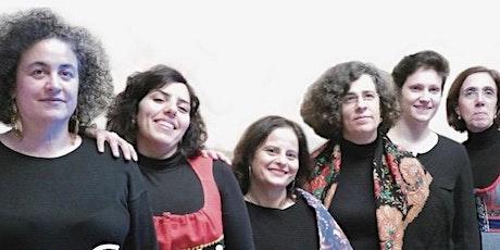 Cantigas D'Agora e D' Outrora | Concerto - Oficina tickets