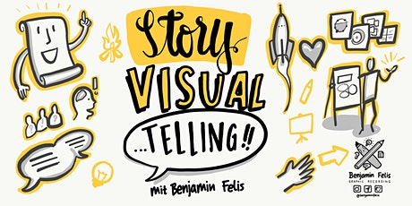 StoryVisualTelling (DE) - Fortgeschrittene (max. 6  Pers) tickets