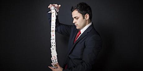 (Im)Possível | Sessão de Ilusionismo com Gonçalo G bilhetes