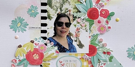 Scrapbooking Meets Watercolor tickets