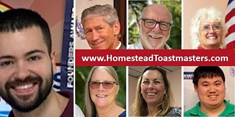 Toastmasters - Homestead FL tickets