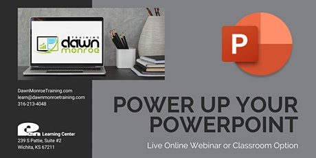 Power Up Your PowerPoint tickets