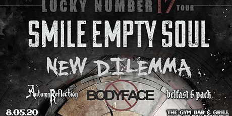 Lucky number 17 Tour Feat Smile Empty Soul tickets