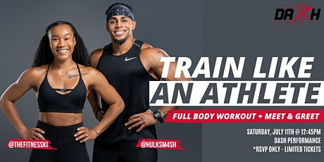 Train Like an Athlete Bootcamp + Meet & Greet Atlanta tickets