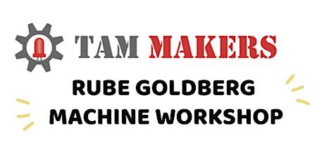 Rube Goldberg Machine Workshop tickets