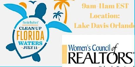 Clean Up Florida Waterways! tickets