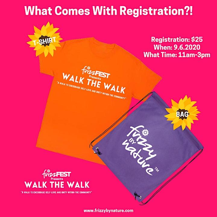 Frizz Fest Presents: Walk The Walk image