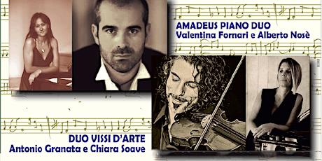 Concerto per il 161° Anniversario della Pace di Villafranca biglietti
