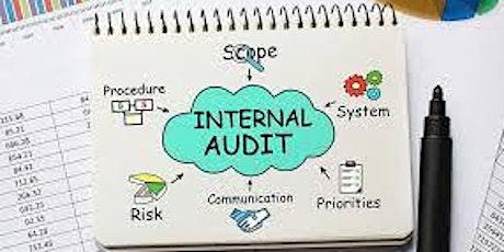 Internal Audit Advanced Training - Virtual Event tickets
