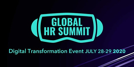 Global HR Summit in Virtual Reality - Charity Event tickets