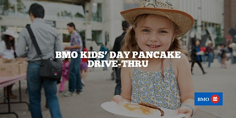 BMO Kids' Day Pancake Drive-Thru - Stampede Park // July 8 tickets