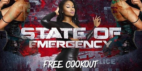 State of emergency cookout tickets