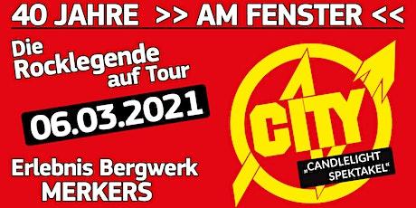 CITY CandleLight Spektakel // Erlebnis Bergwerk Merkers Tickets