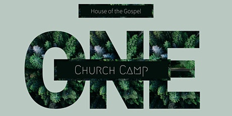 One Church Camp tickets